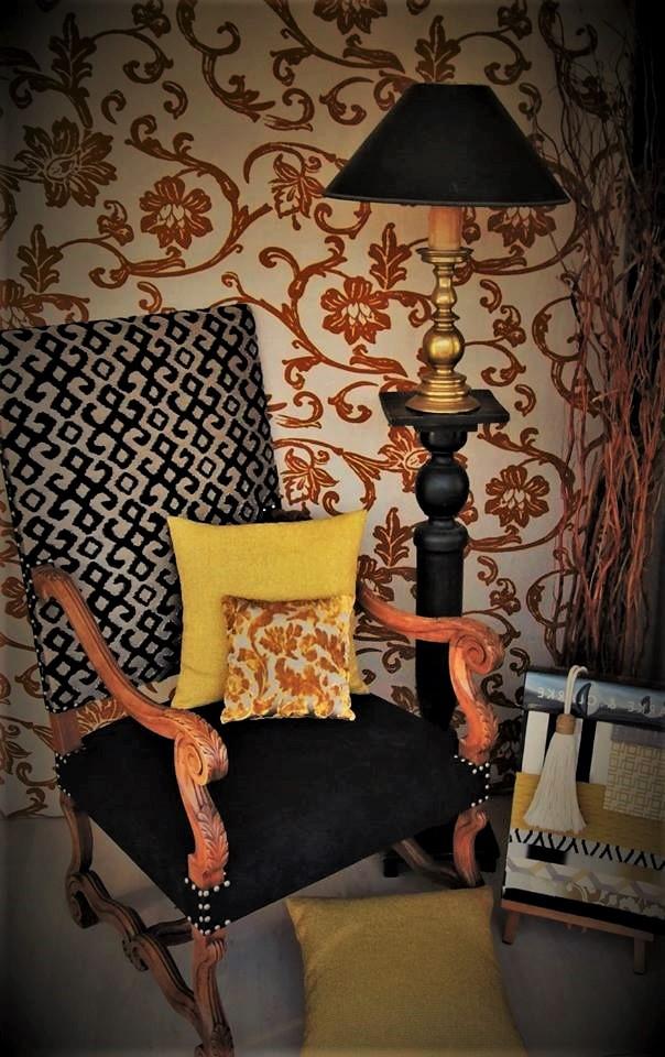 atelier romain testas tapissier d corateur caen. Black Bedroom Furniture Sets. Home Design Ideas