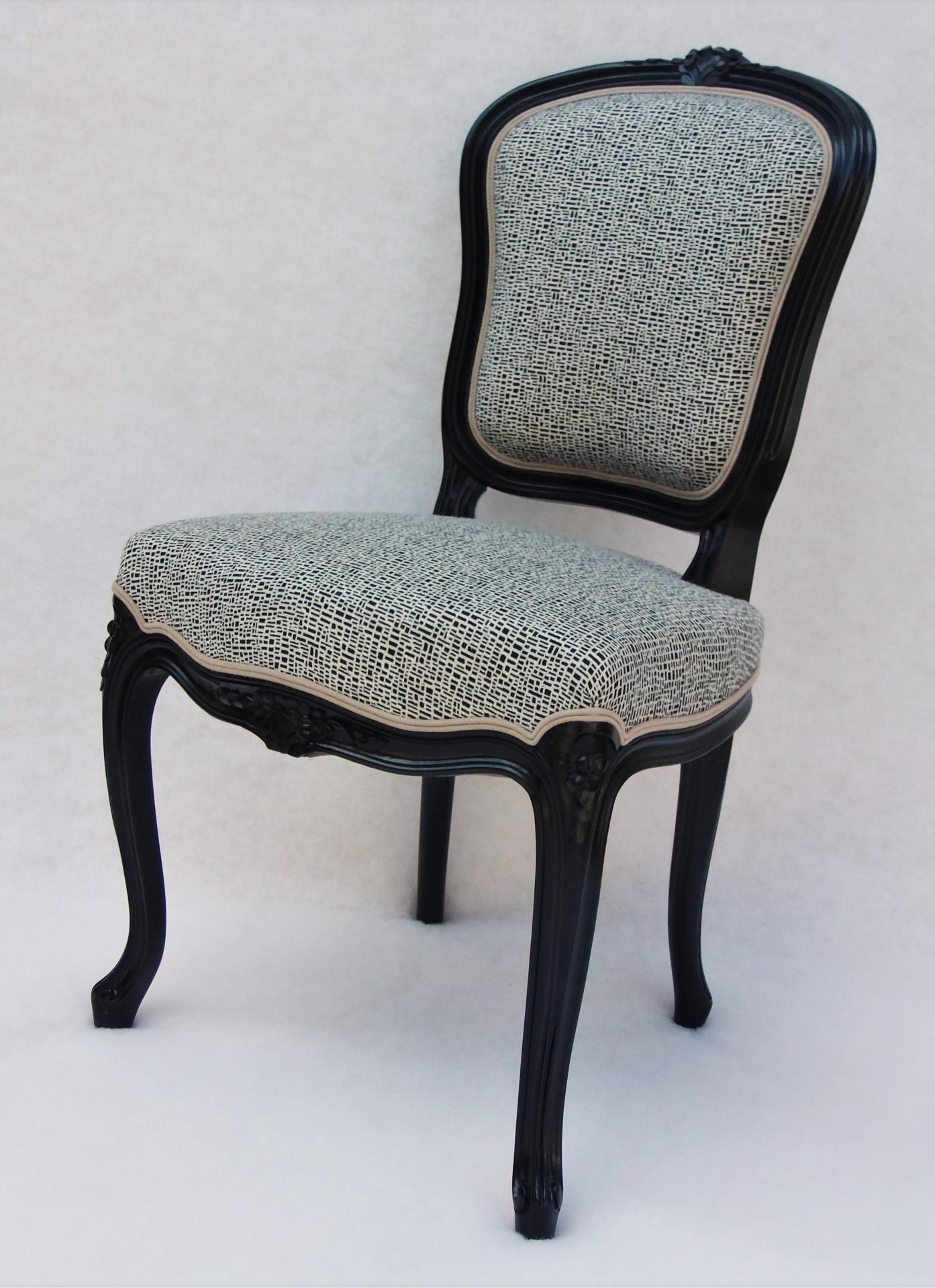 Chaise louis xv 2