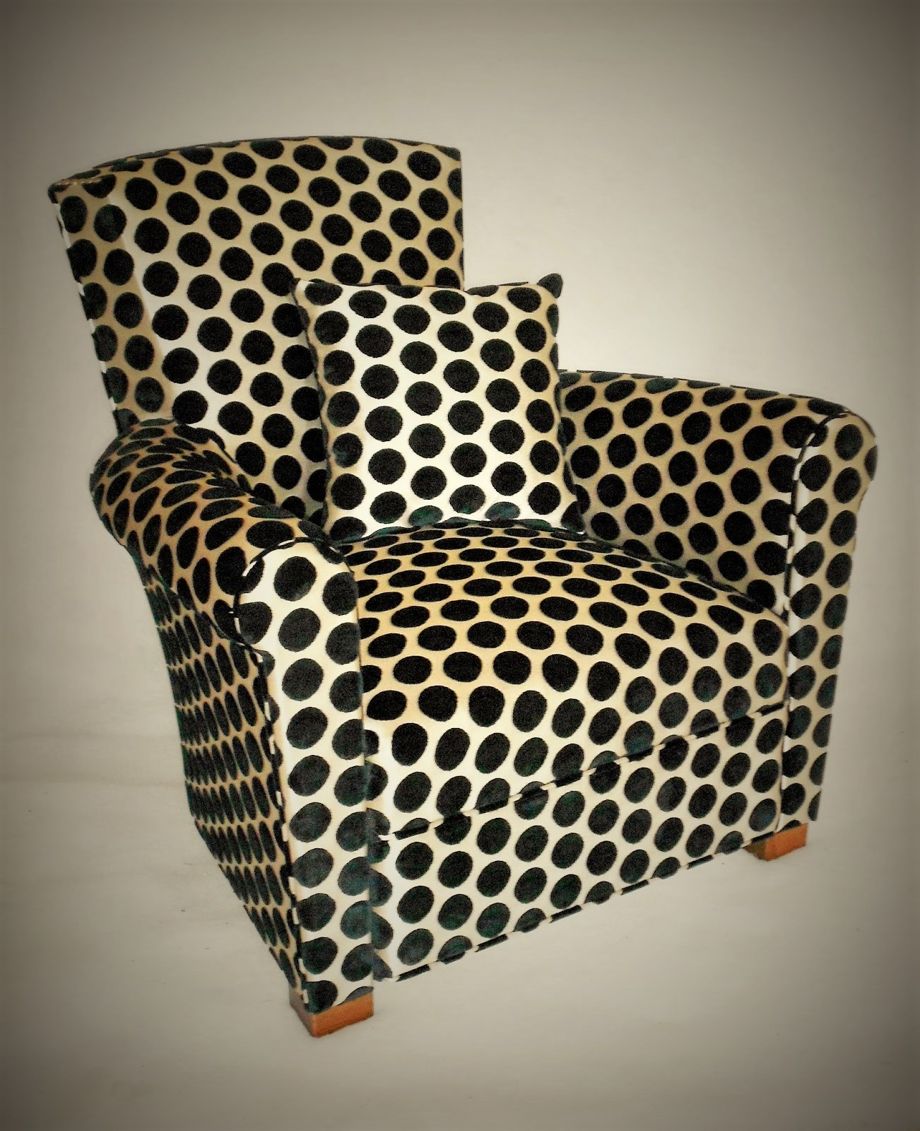 Fauteuil club 2